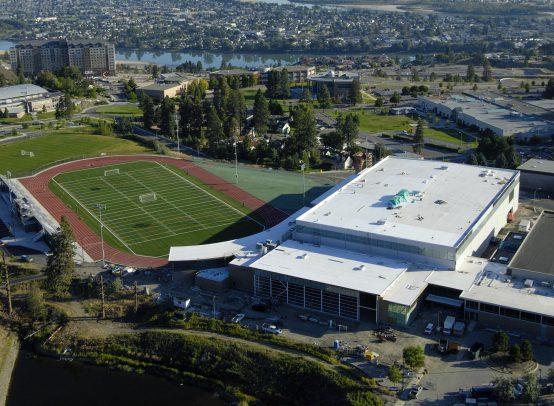 TCC Fieldhouse